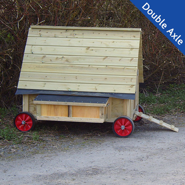 Wheels – Double Axle