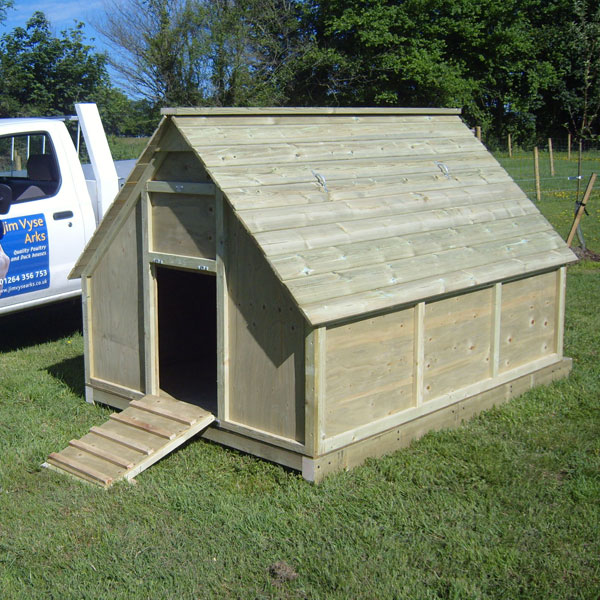 Extended Goose House (6ft x 4ft)