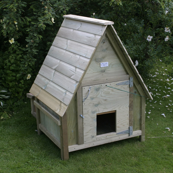 Six bird Chicken House