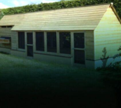Jim vyse arks bird enclosure for chicken ducks jim vyse arks bespoke solutioingenieria Gallery