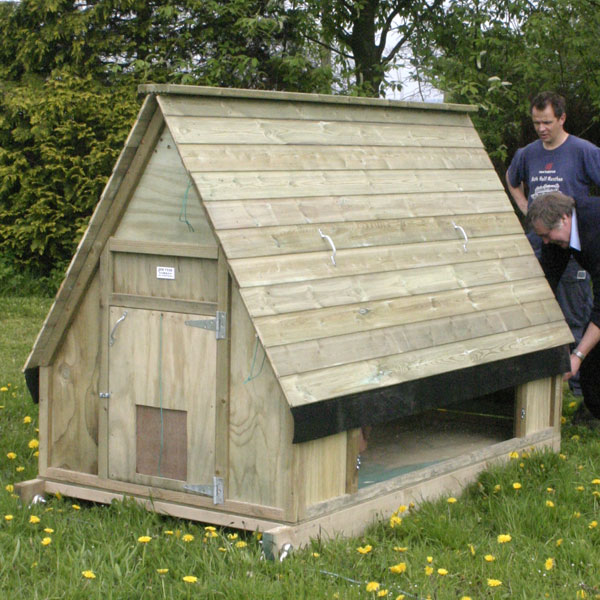 50 bird Chicken House