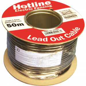 lead out cable