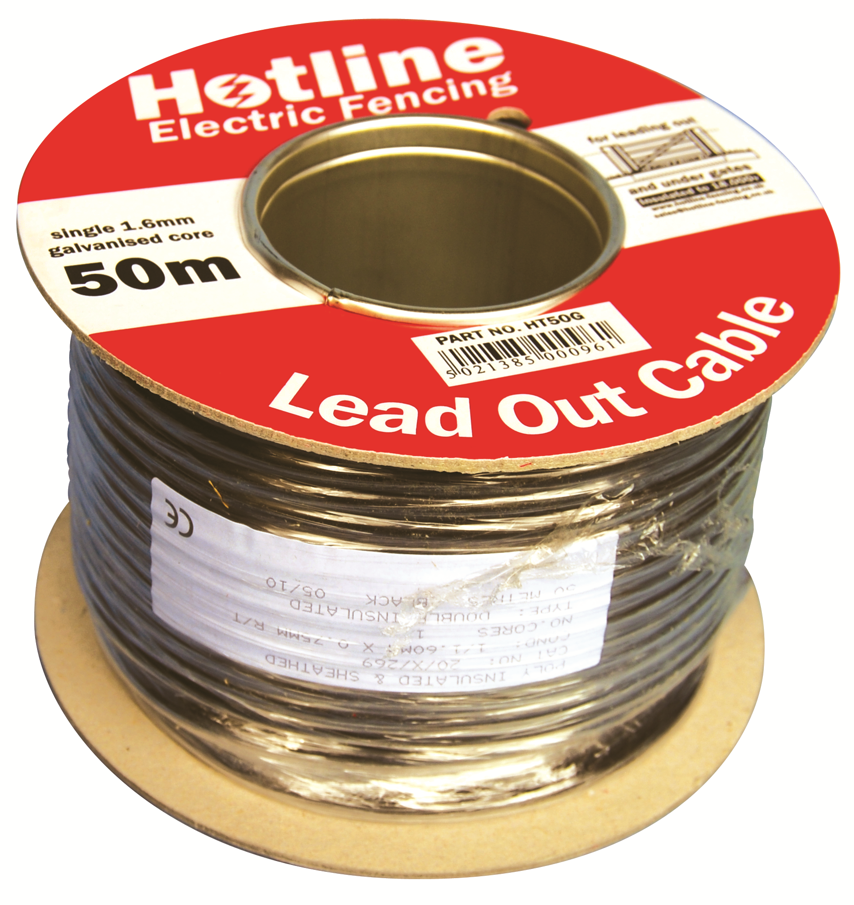 50m Lead Out Cable (HT50/G)