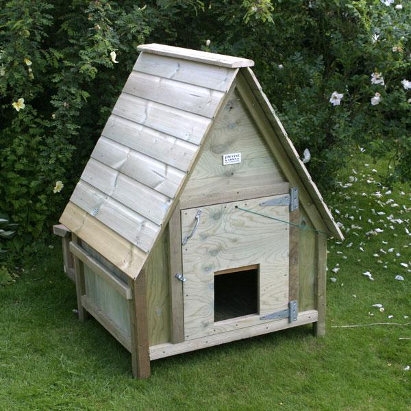 Six bird Chicken House & HenSafe Door